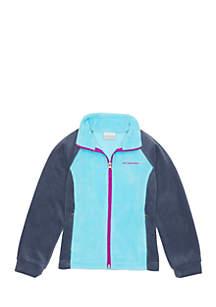 Toddler Girls Benton Springs Fleece Jacket