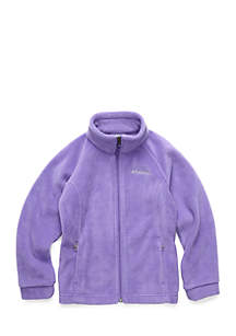 Toddler Girls Benton Springs Fleece Jacket