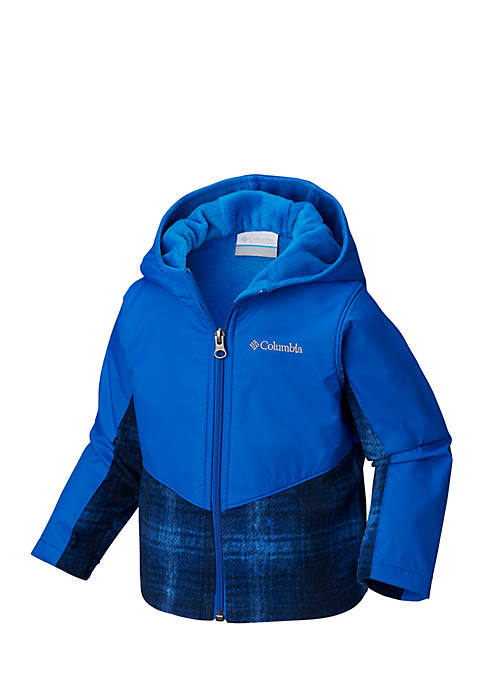 Columbia Toddler Boys Steens Mountain II Hoodie