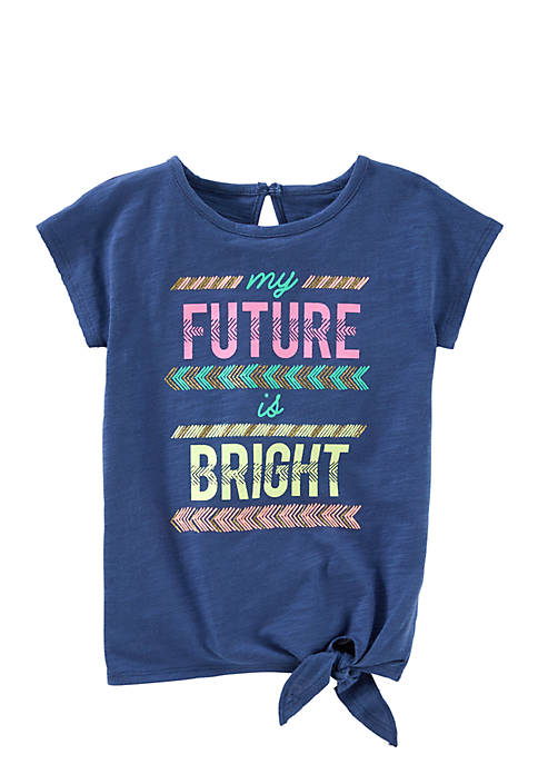 OshKosh B'gosh® Toddler Girls Bright Future Graphic Tunic