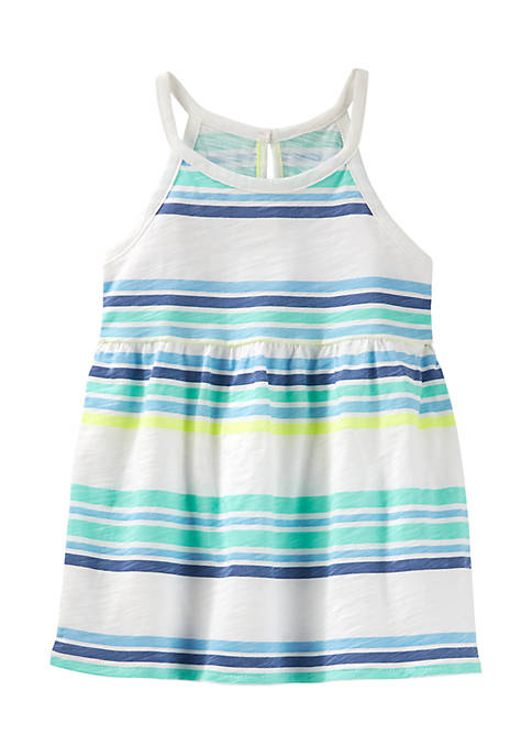 OshKosh B'gosh® Toddler Girls Striped Tunic