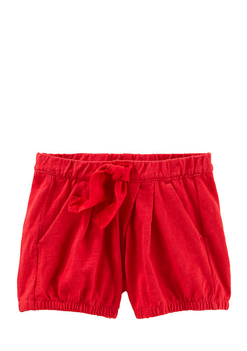 OshKosh B'gosh® Toddler Girls Bubble Shorts