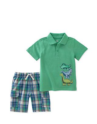 Kids Headquarters Boys Shorts Set