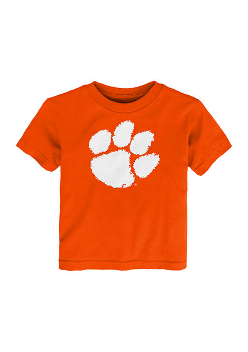 Toddler Boys NCAA Clemson Tigers Short Sleeve Graphic T-Shirt