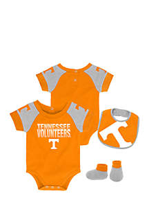 Baby Boy University of Tennessee Bodysuit Set
