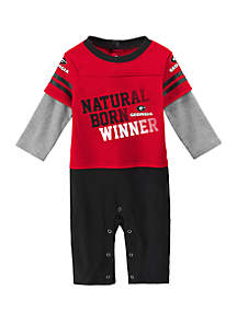 Baby Boys Georgia Bulldogs Draft Pick Coverall