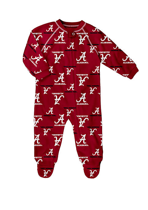 Gen2 Baby Boys Alabama Crimson Tide Raglan Zip