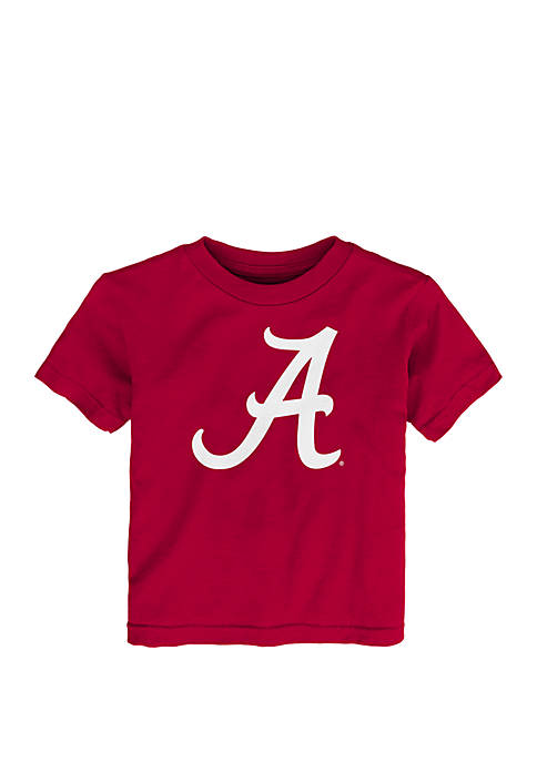 Gen2 Toddler Girls Alabama Crimson Tide Short Sleeve