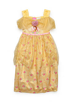 Disney Princess Belle Fantasy Nightgown Toddler Girls