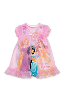 Toddler Girls Princess Peignoir Set