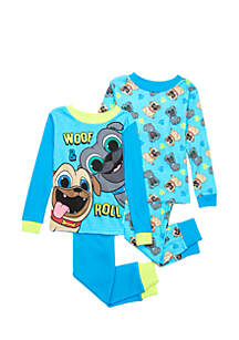 Toddler Boys 4-Piece Puppy Dog Pals Set