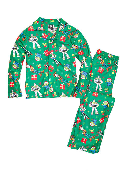 Baby 2 Piece Pajama Set
