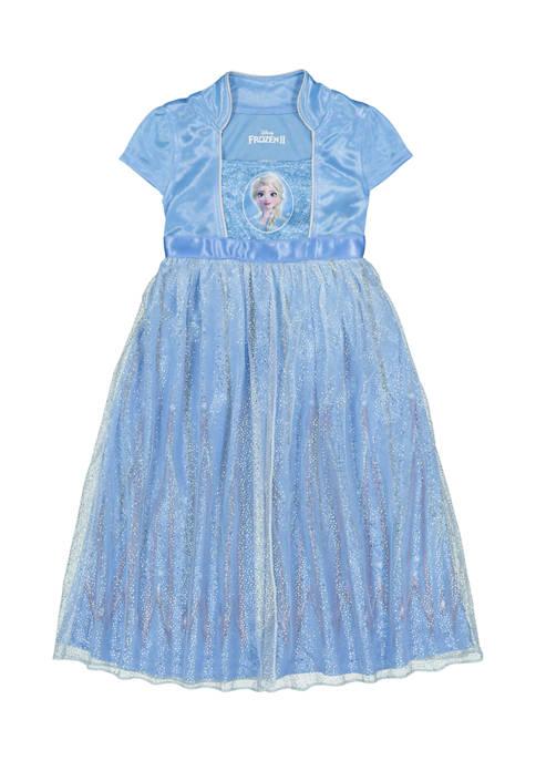 Disney® Frozen Toddler Girls Fantasy Gown