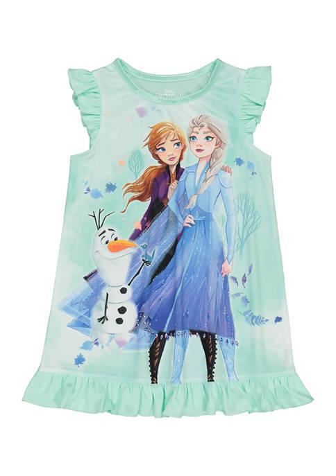 Toddler Girls Frozen Dress