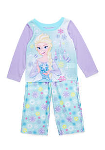 Toddler Girls Frozen Pajama Set