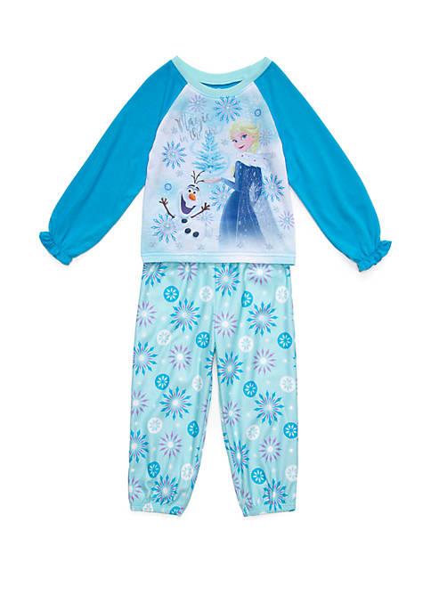Toddler Girls Frozen 2 Piece Pajama Set