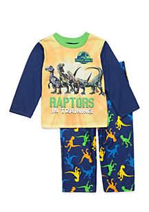 Toddler Boys Jurassic World Pajama Set
