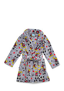 Toddler Boys Mickey Mouse Robe