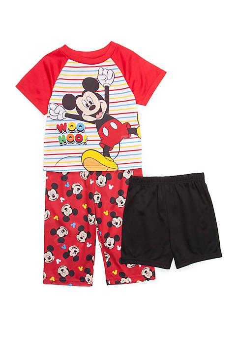 Disney® Junior™ Toddler Boys Mickey Mouse 3 Piece