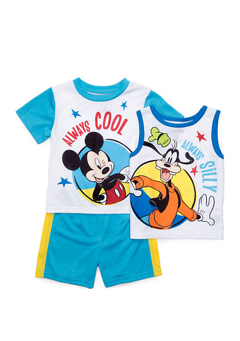 Disney® Junior™ Toddler Boys Mickey Mouse 3 Piece