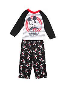 Disney® Junior™ Toddler Boys Mickey Mouse 2 Piece Pajama Set