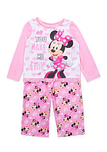 Toddler Girls Minnie Set