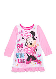 Girls 4-6x Disney® Minnie Gown