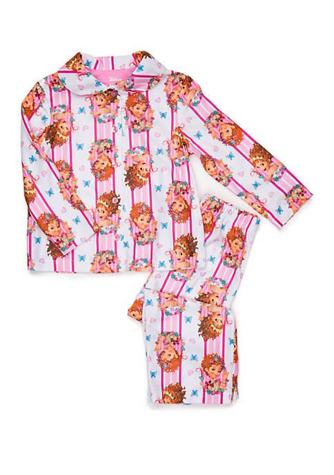 Disney® Toddler Girls 2 Piece Fancy Nancy Pajama