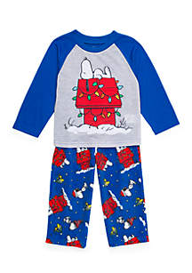 Toddler Snoopy 2-Piece Pajama Set