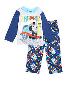 Toddler Boys Thomas Pajama Set