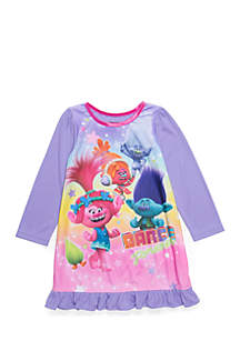 Toddler Girls Troll Gown