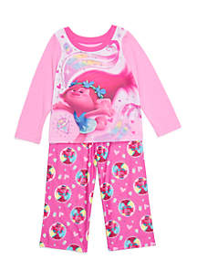 Toddler Girls 2-Piece Trolls Set