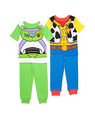 0c2738a5b Toddler Boys Toy Story 4 Piece Pajama Set   belk
