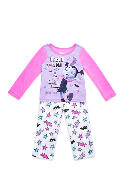 Disney® Toddler Girls Vampirina 2 Piece Fleece Set
