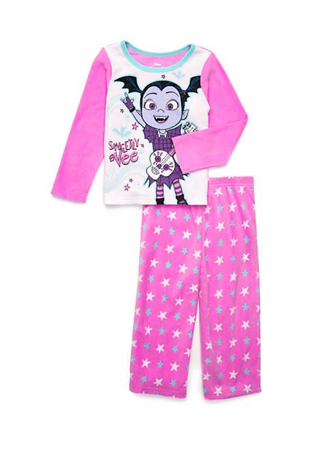 Disney® Junior™ Toddler Girls Vampirina 2 Piece Pajama