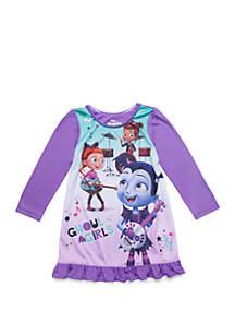 Disney® Junior™ Toddler Girls Vampirina Nightgown