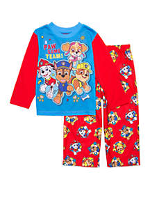 Toddler Boys Paw Patrol Pajama Set
