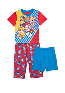 d65cb22f3a Nickelodeon™. Nickelodeon™ Toddler Boys Paw Patrol 3 Piece Pajama Set