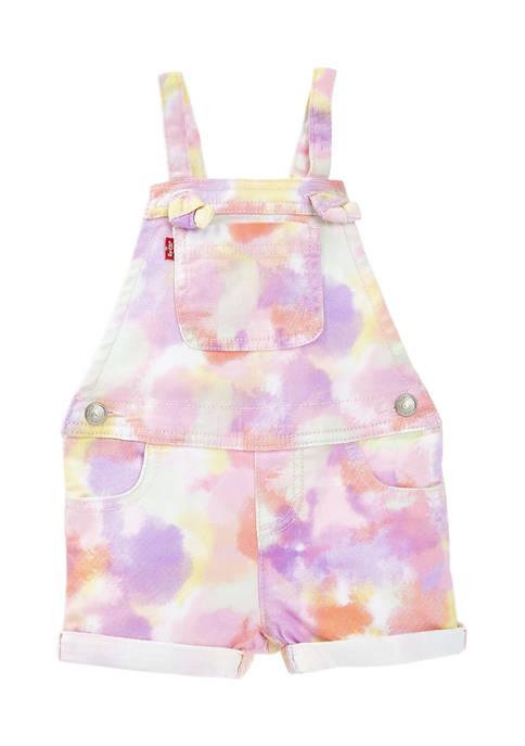 Levi's® Baby Girls Overalls