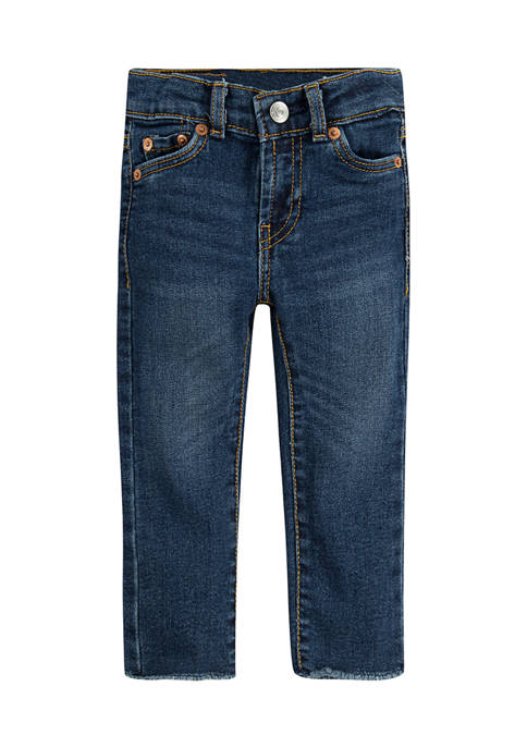 Levi's® Toddler Boys High Rise Ankle Straight Jeans