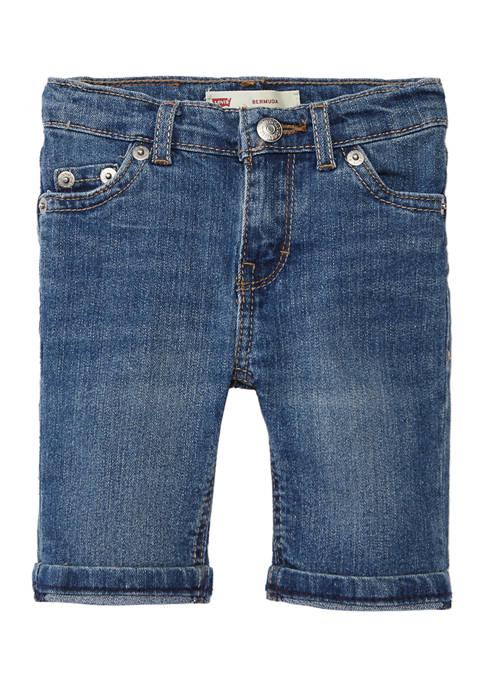 Levi's® Toddler Girls Bermuda Shorts