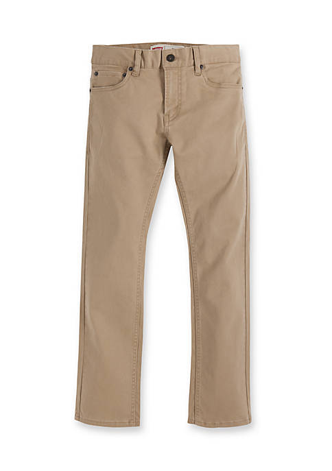 Levi's® Toddler Boys 511 Slim Sueded Pants