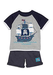 Boys Infant Ahoy Matey Interactive Set