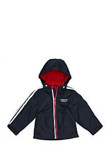 Toddler Boys Side Stripe Jacket