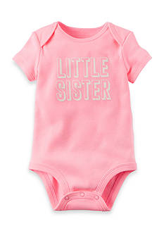 Carter's® Little Sister Neon Collectible Bodysuit