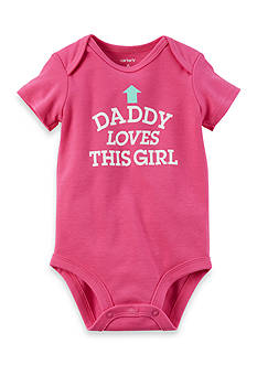 Carter's® Daddy Loves This Girl Bodysuit