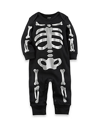 b346e6acf Carter's® Halloween Skeleton Jumpsuit | belk