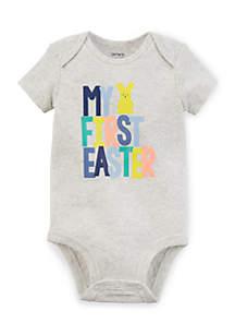 Short-Sleeve Easter Bodysuit