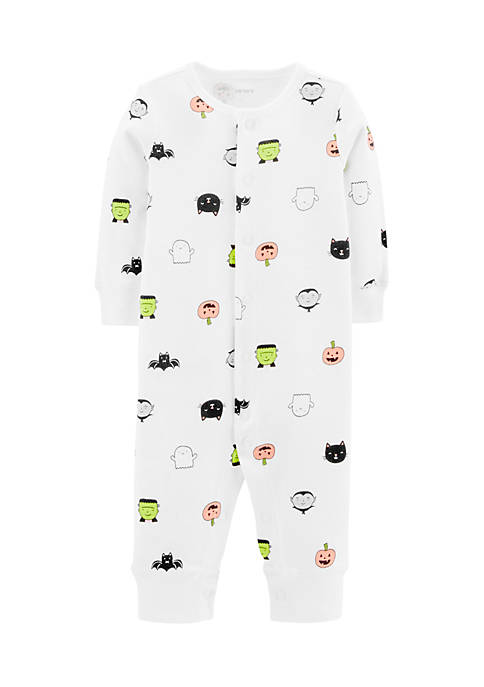 Carter's® Infant Boys Halloween Snap-Up Cotton Sleep and