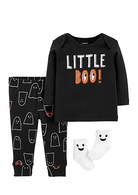 Carter's® Infant Boys 3-Piece Halloween Outfit Set